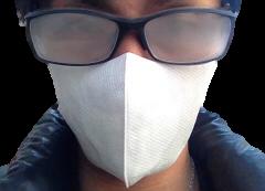 10秒で出来るメガネが曇らないマスクの装着方法が凄かった!